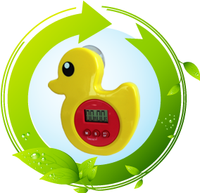 showertimer duck