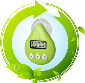 showertimer eco